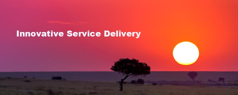 Innovative Service Delivery